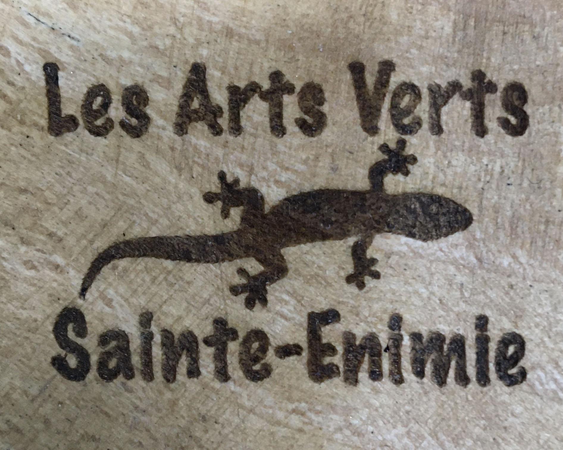logo les arts verts